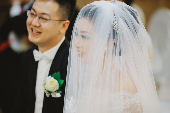 The Wedding of Susanto & Irene by Blooming Elise Flowers - 009
