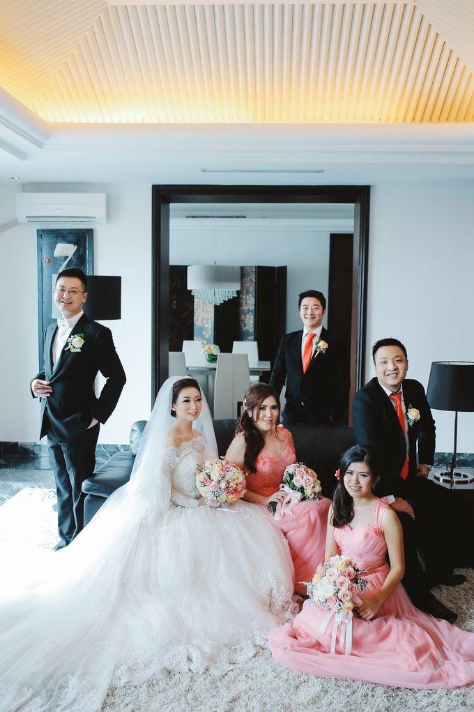 The Wedding of Susanto & Irene by Blooming Elise Flowers - 012