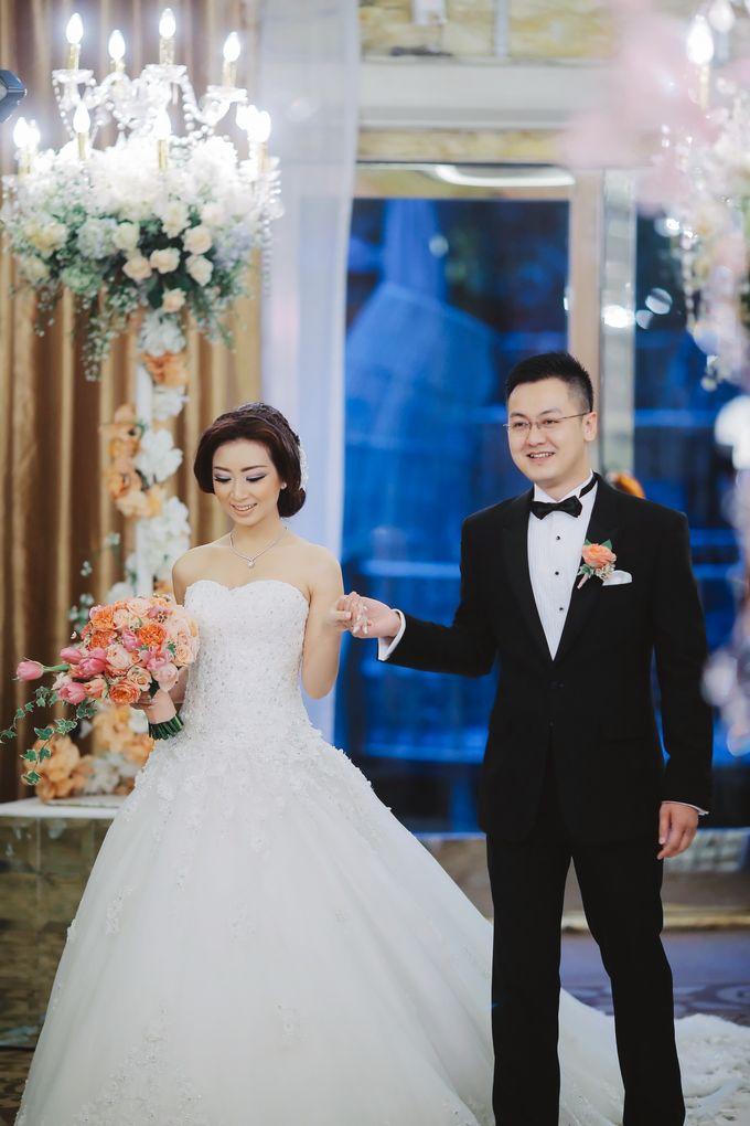 The Wedding of Susanto & Irene by Blooming Elise Flowers - 017