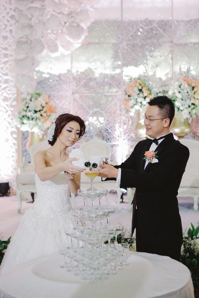 The Wedding of Susanto & Irene by Blooming Elise Flowers - 018