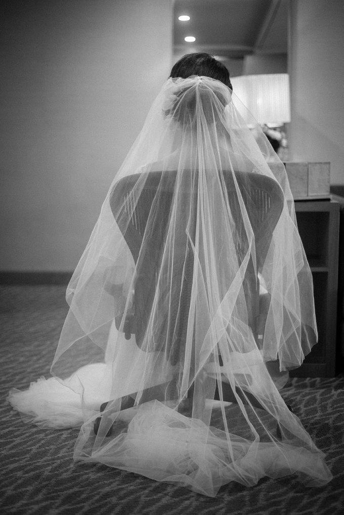 A Wedding at Mandarin Oriental by Feelm Fine Art Wedding Photography - 001