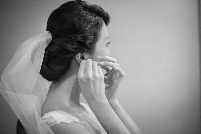 A Wedding at Mandarin Oriental by Feelm Fine Art Wedding Photography - 002