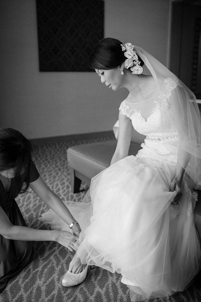 A Wedding at Mandarin Oriental by Feelm Fine Art Wedding Photography - 004