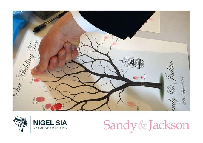 Wedding of Sandy & Jackson by Nigel Sia | Visual Storytelling - 017