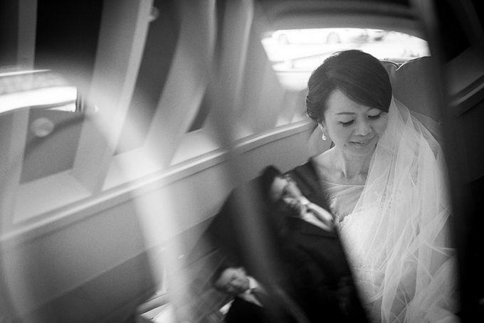 A Wedding at Mandarin Oriental by Feelm Fine Art Wedding Photography - 008