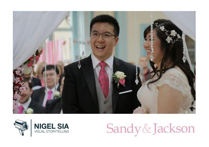 Wedding of Sandy & Jackson by Nigel Sia | Visual Storytelling - 021
