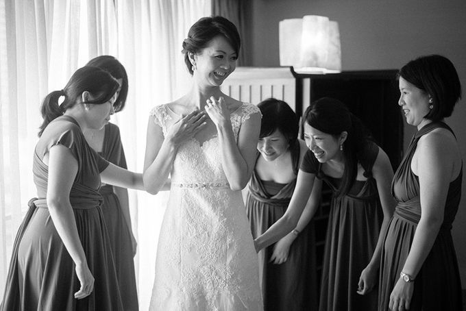 A Wedding at Mandarin Oriental by Feelm Fine Art Wedding Photography - 003