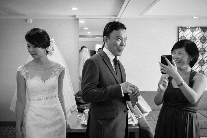 A Wedding at Mandarin Oriental by Feelm Fine Art Wedding Photography - 010