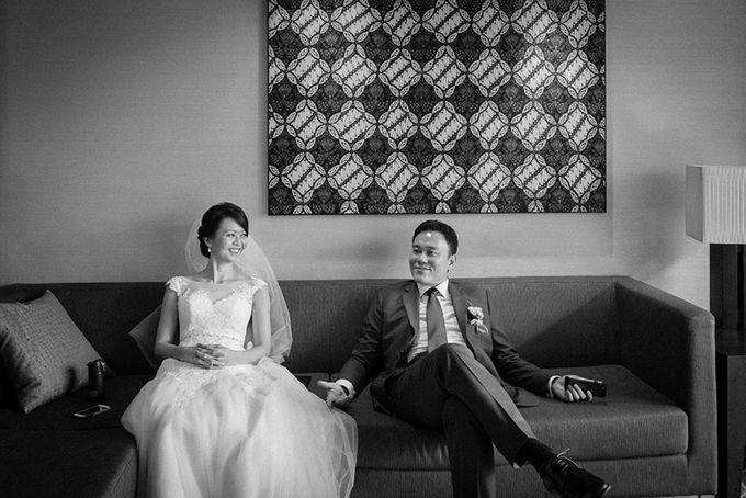 A Wedding at Mandarin Oriental by Feelm Fine Art Wedding Photography - 014