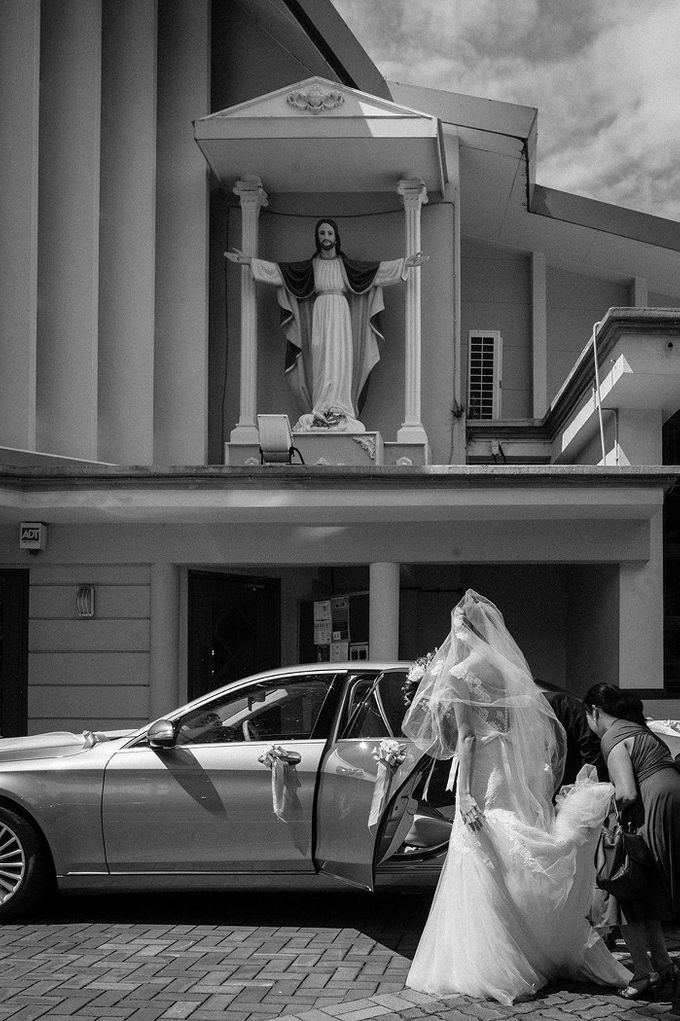 A Wedding at Mandarin Oriental by Feelm Fine Art Wedding Photography - 017