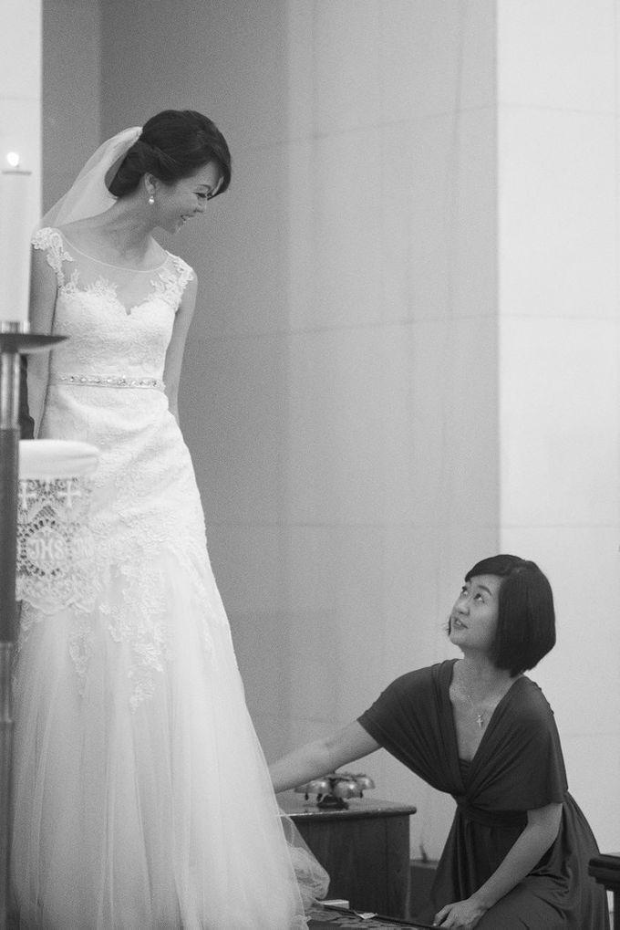 A Wedding at Mandarin Oriental by Feelm Fine Art Wedding Photography - 027