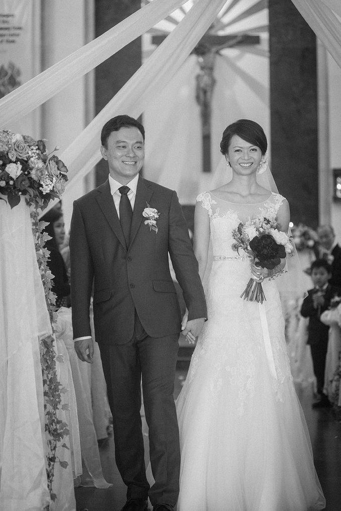 A Wedding at Mandarin Oriental by Feelm Fine Art Wedding Photography - 028