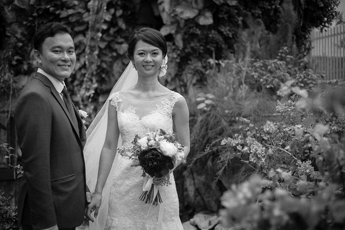 A Wedding at Mandarin Oriental by Feelm Fine Art Wedding Photography - 034
