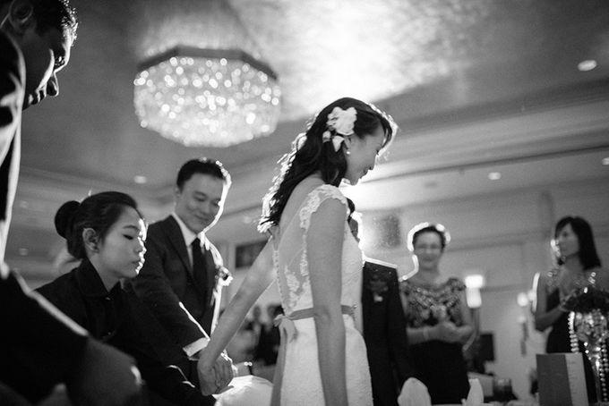 A Wedding at Mandarin Oriental by Feelm Fine Art Wedding Photography - 036