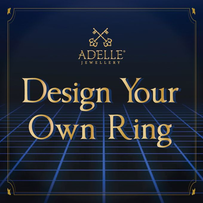 DESIGN YOUR OWN WEDDING RING by Adelle Jewellery - 002