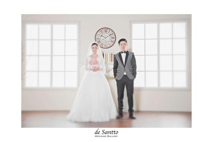 JUNE WEDDING PHOTOGRAPHY by DE SANTTO WEDDING GALLERY - 003