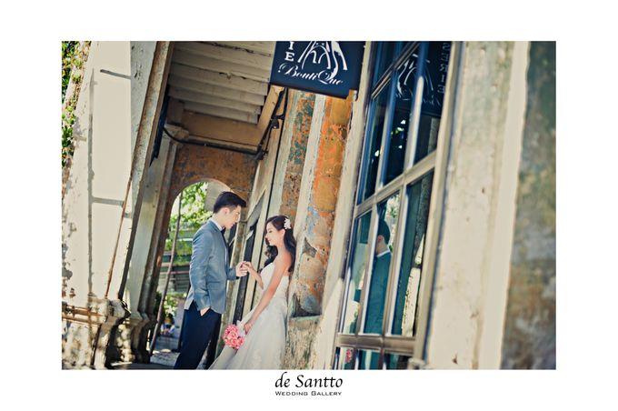 JUNE WEDDING PHOTOGRAPHY by DE SANTTO WEDDING GALLERY - 006