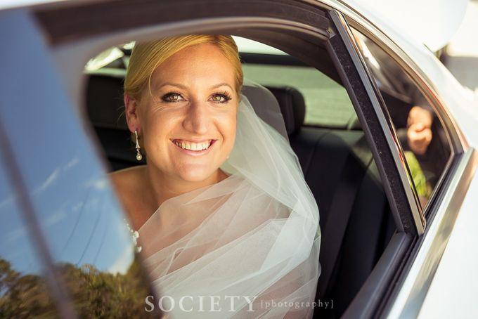 Bobbie and Jason - Stunning Sydney Wedding by Sergeants' Mess - 001