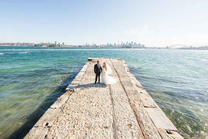 Bobbie and Jason - Stunning Sydney Wedding by For Thy Sweet Love - 005