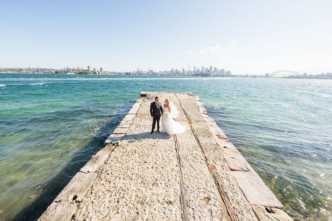 Bobbie and Jason - Stunning Sydney Wedding by SOCIETY [photography] - 005
