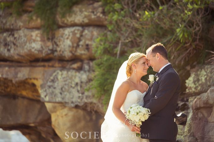 Bobbie and Jason - Stunning Sydney Wedding by For Thy Sweet Love - 006