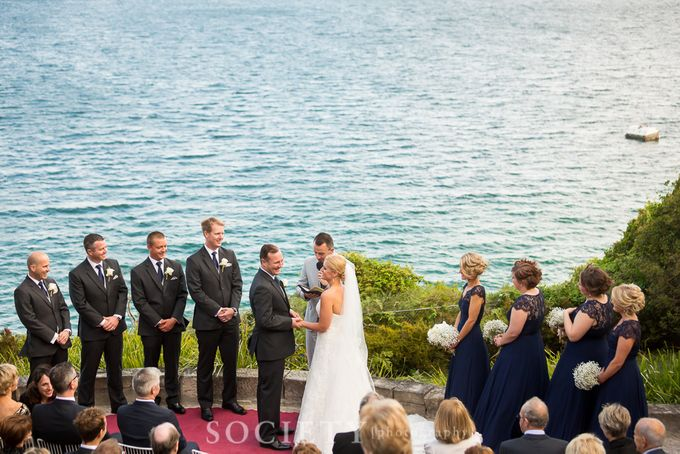 Bobbie and Jason - Stunning Sydney Wedding by For Thy Sweet Love - 008