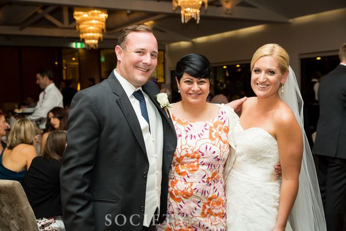 Bobbie and Jason - Stunning Sydney Wedding by Sergeants' Mess - 004