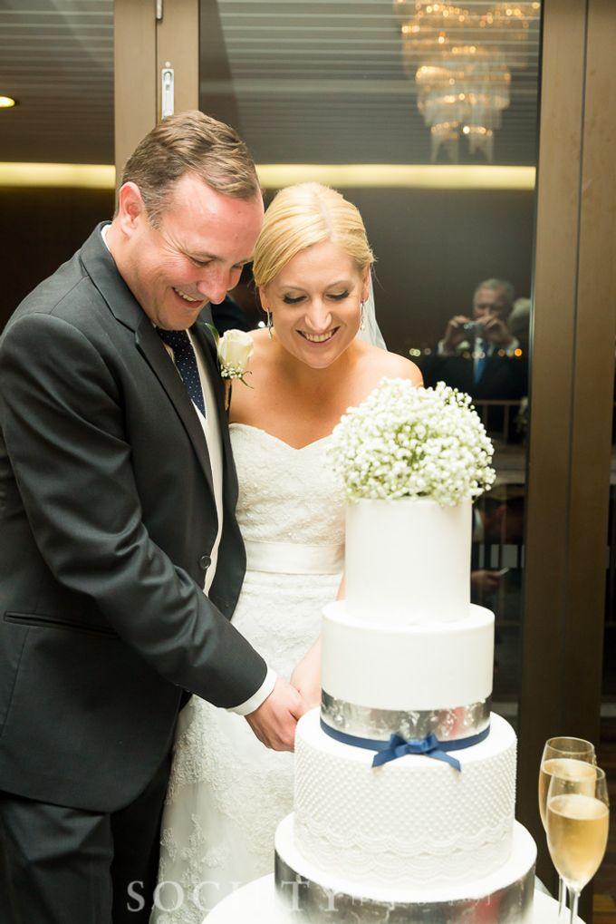 Bobbie and Jason - Stunning Sydney Wedding by Sergeants' Mess - 005