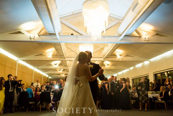 Bobbie and Jason - Stunning Sydney Wedding by Sergeants' Mess - 006