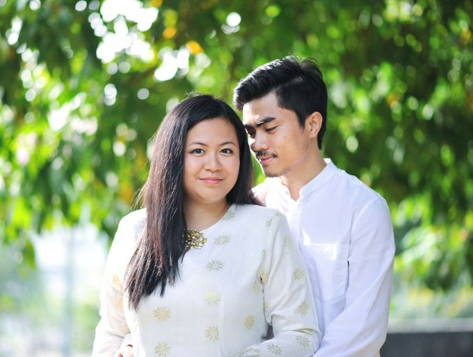 Befry & Nadrah by Sheikhafez Photography - 002