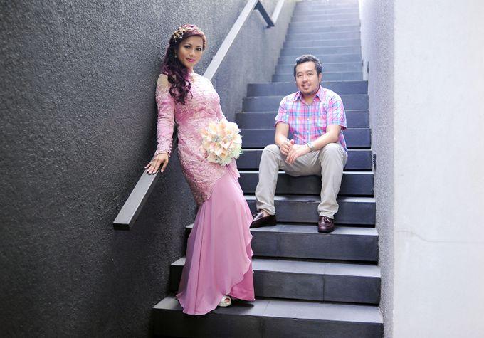 Engangement Azam & Riena by Sheikhafez Photography - 001