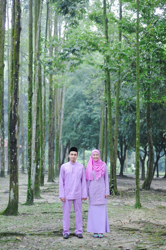 Fadzil & Shakira by Sheikhafez Photography - 001