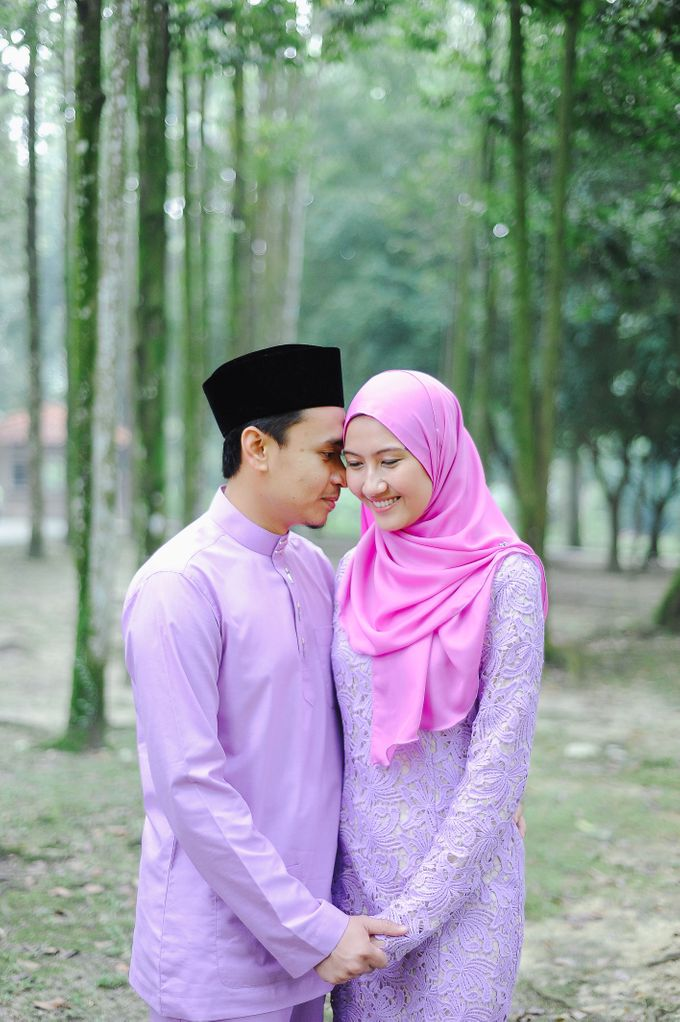 Fadzil & Shakira by Sheikhafez Photography - 002