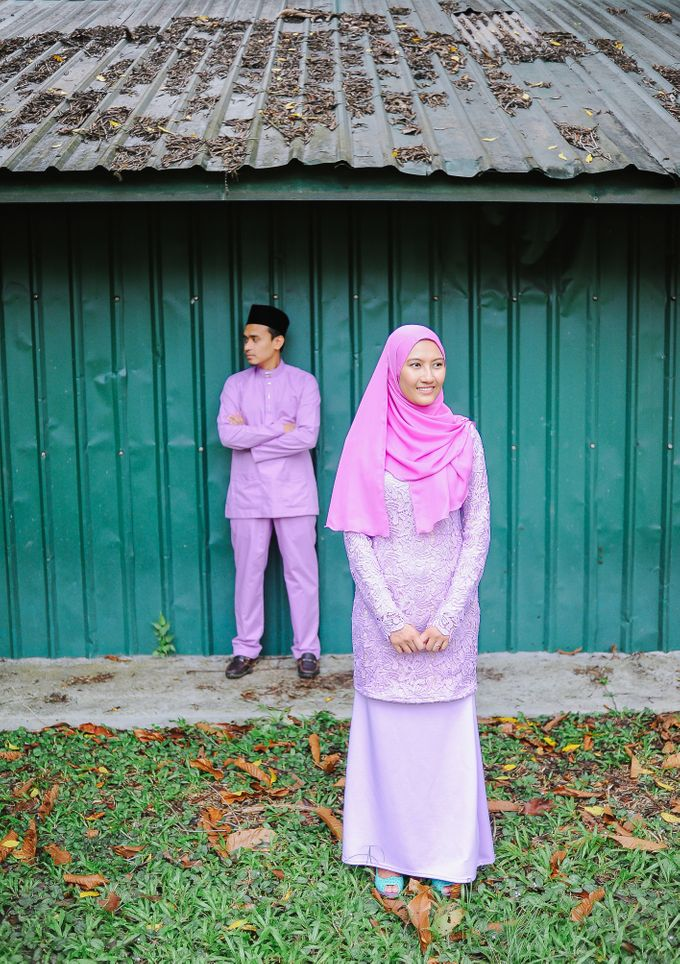Fadzil & Shakira by Sheikhafez Photography - 004