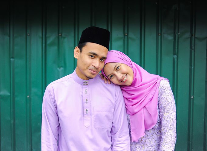 Fadzil & Shakira by Sheikhafez Photography - 007