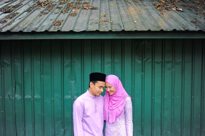 Fadzil & Shakira by Sheikhafez Photography - 010