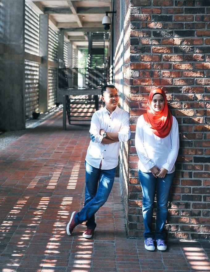 Hafifi & Suzzy Post Wedding by Sheikhafez Photography - 001