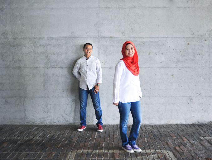 Hafifi & Suzzy Post Wedding by Sheikhafez Photography - 005