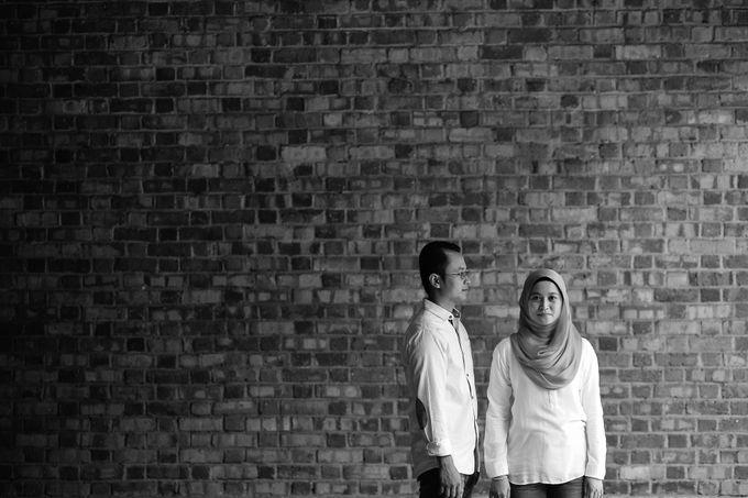 Hafifi & Suzzy Post Wedding by Sheikhafez Photography - 007