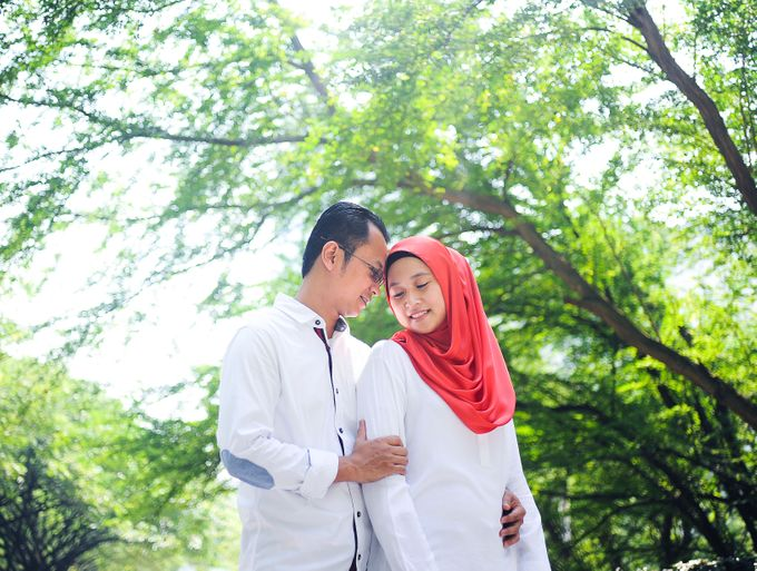 Hafifi & Suzzy Post Wedding by Sheikhafez Photography - 010