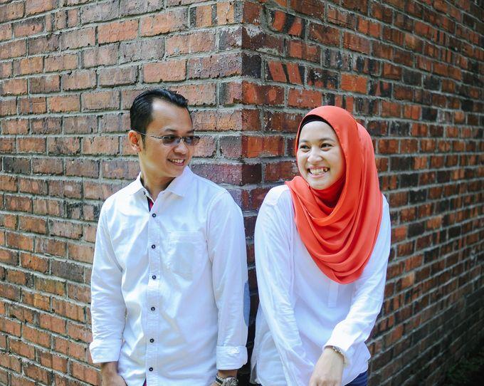 Hafifi & Suzzy Post Wedding by Sheikhafez Photography - 012