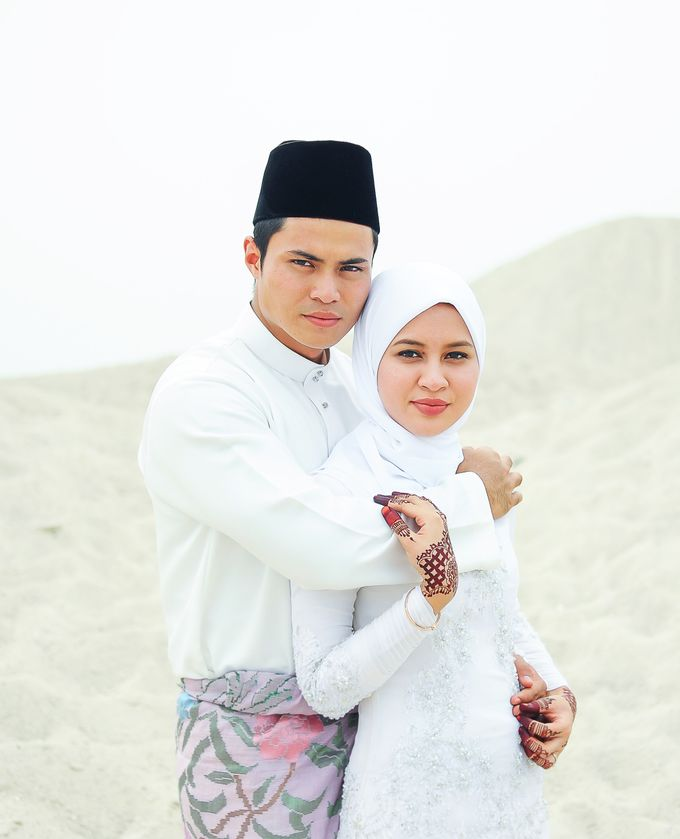 Post Wedding Fitri & Ruwaida by Sheikhafez Photography - 001