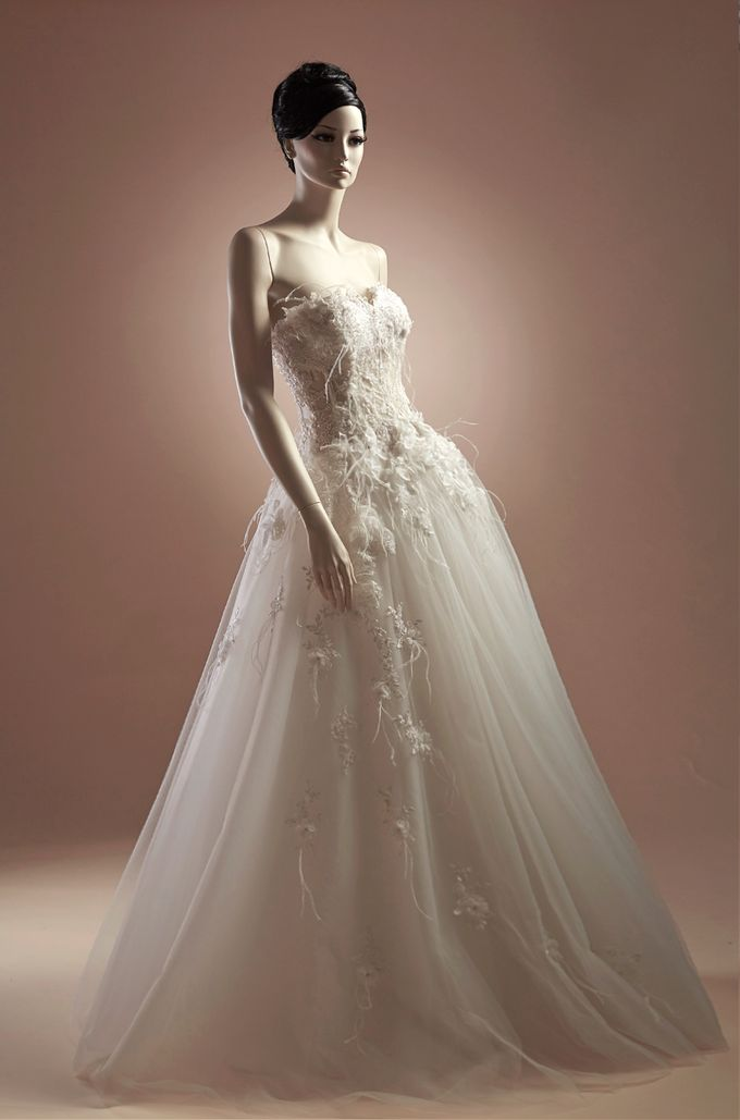 WEDDING DREAM by Ann Teoh Couture - 005