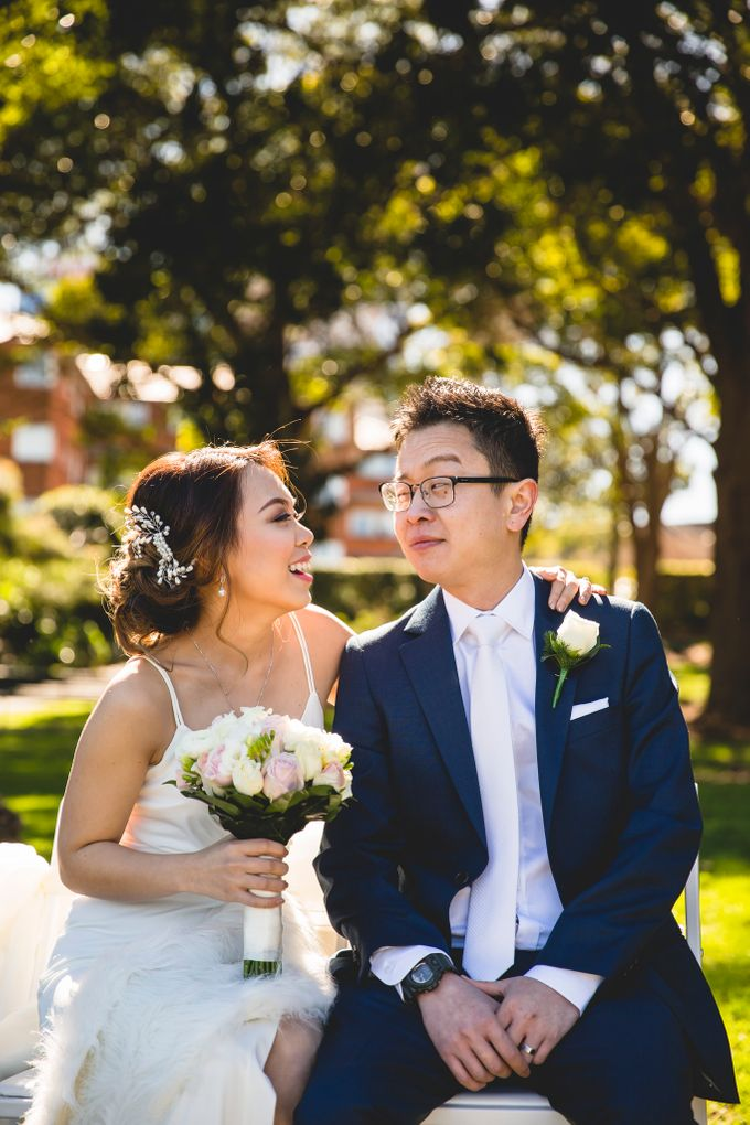 Stephanie & Reddy - Wedding by Flinklupe Production - 012