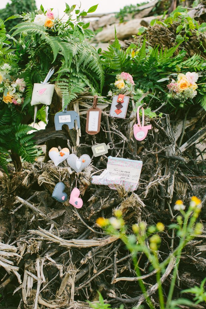 Romantic and Rustic Woods Styled Shoot by matcha5 - 001