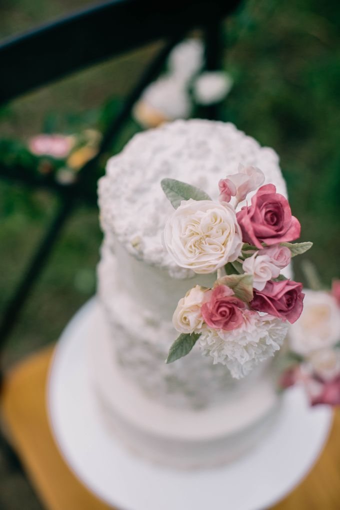 Rustic meets style by Winifred Kristé Cake - 003