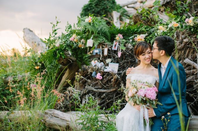 Romantic and Rustic Woods Styled Shoot by matcha5 - 002