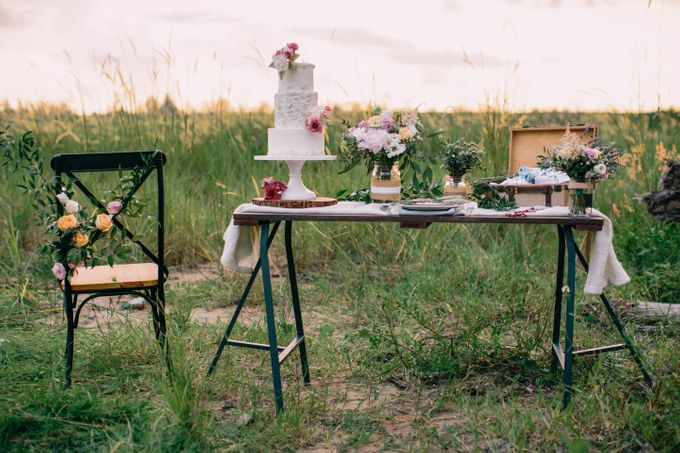 Rustic meets style by Winifred Kristé Cake - 004