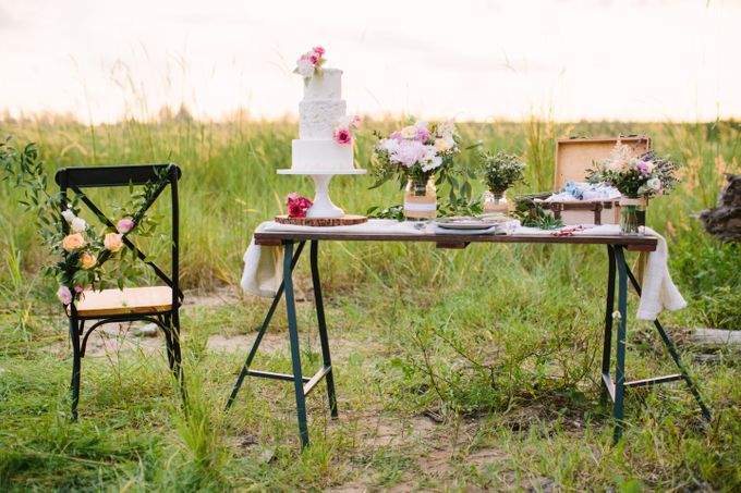 Romantic and Rustic Woods Styled Shoot by matcha5 - 003