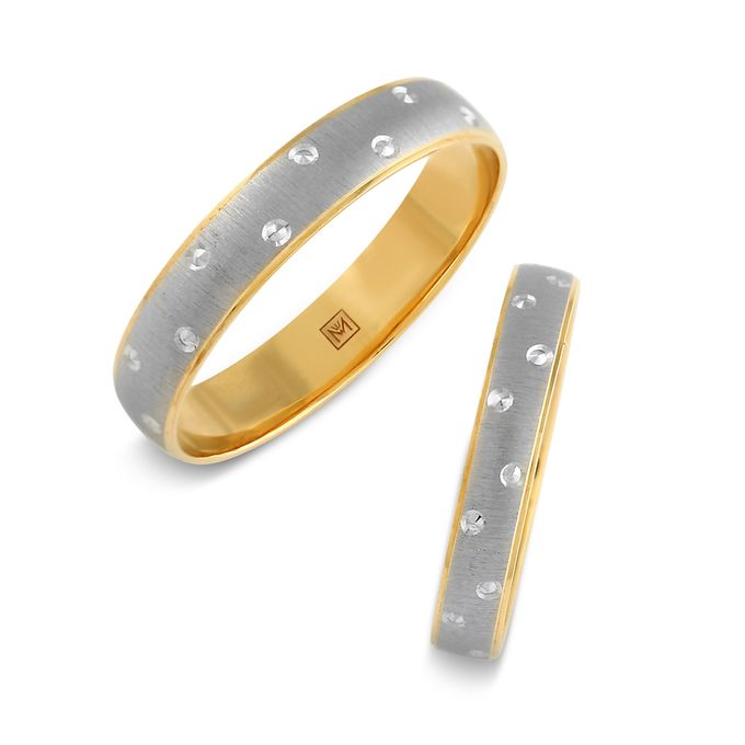 MT Wedding Bands by Michael Trio - 011